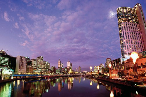 Crown Towers, Melbourne.