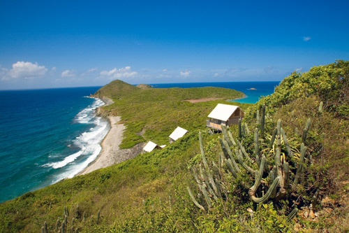 Maho Bay Camps & Concordia Eco-Resort, St. John.