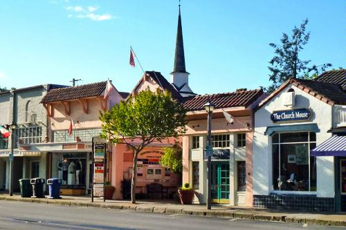 Charming Towns Of Northern California S Wine Country