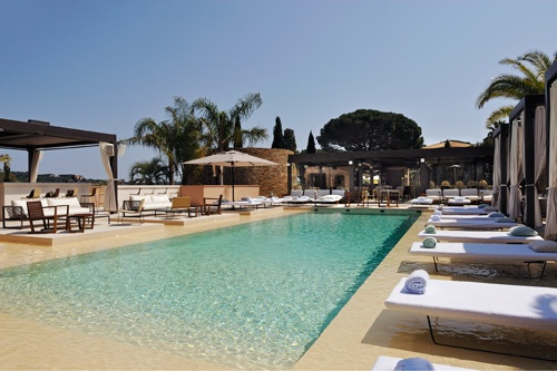 Muse Hotel de Luxe, Saint-Tropez. Photo: Muse Hotel de Luxe