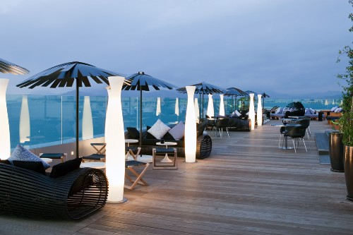 Le 360 at Radisson Blu 1835 Hotel & Thalasso, Cannes.