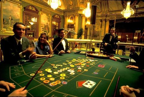 Dresscode Casino Monte Carlo