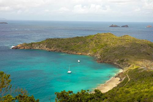 Colombier Beach in St. Barts.