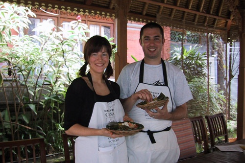 Casa Luna Cooking School, Bali.