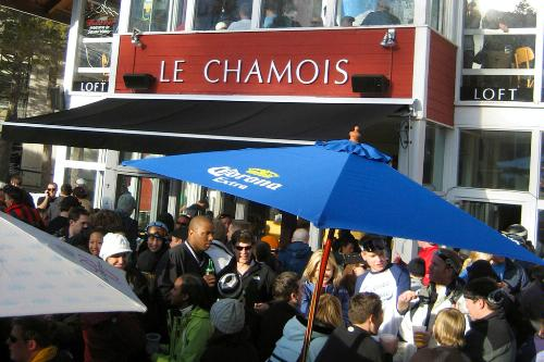 Le Chamois in Squaw Valley, California.