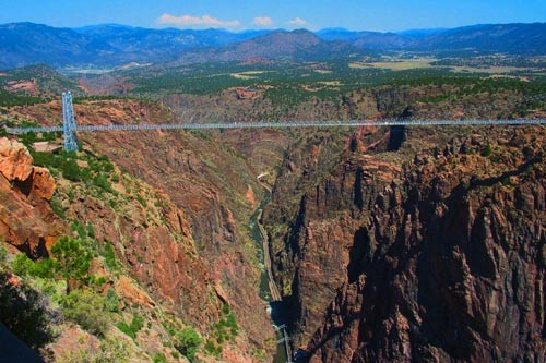 Royal Gorge, Colorado.