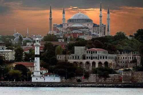 Istanbul: Turkish Airlines