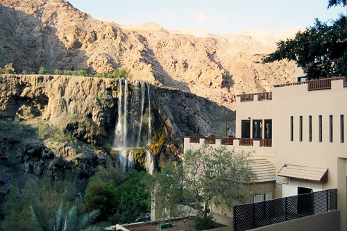 The Evason Ma'in Hot Springs in Jordan's Rift Valley