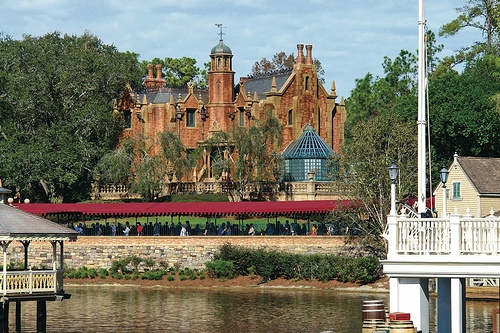 Haunted Mansion at Walt Disney World