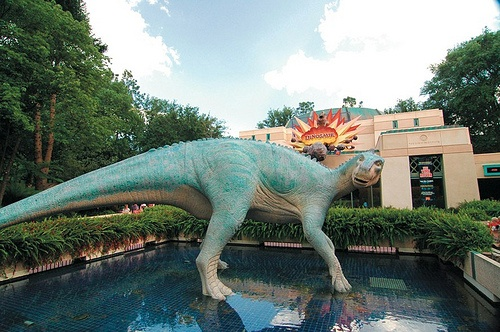 Dinosaur at Walt Disney World
