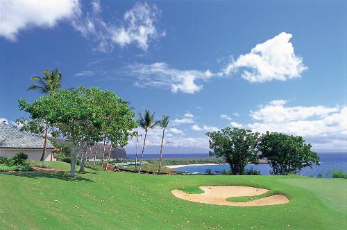 The Challenge at Manele in Lanai City was designed by Jack Nicklaus, and is regarded as one of the most difficult golf courses in the entire world.