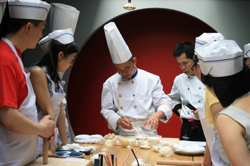 Classes at Hias Gourmet will teach you to prepare traditional Chinese dishes. Photo: Courtesy Hias Gourmet