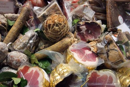 Culatello de Zibello is one of the most prized salumi in Italy.
