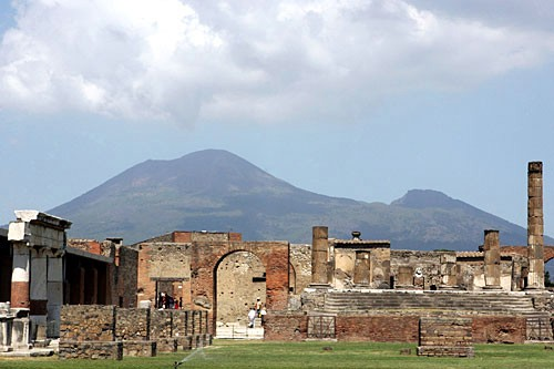 Arthur Frommer: The Current Interest in Volcanic Eruptions (as in Hawaii and Guatemala) Brings Memories of Vesuvius | Frommer's