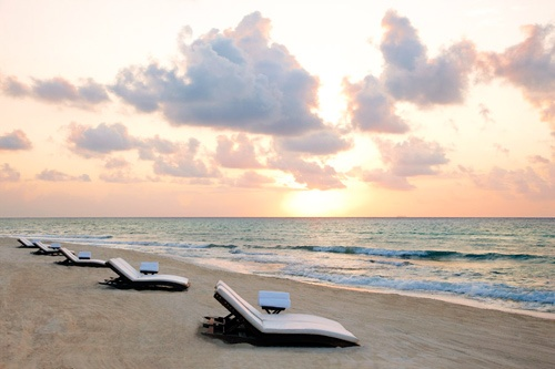 Tides Riviera Maya in Playa del Carmen, Mexico. Photo courtesy Viceroy Hotel Group