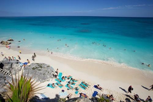 Best Snorkeling Beaches In Riviera Maya