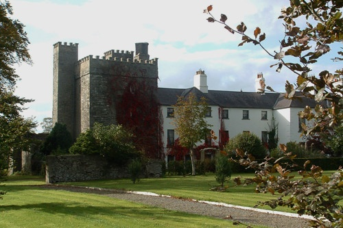Barberstown Castle, County Kildare. Photo: Courtesy Barberstown Castle