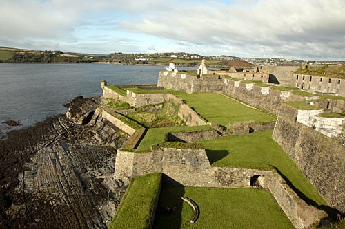 Best Small Towns and Villages Across Ireland Frommer s Dating from the   th century  Charles Fort was garrisoned until