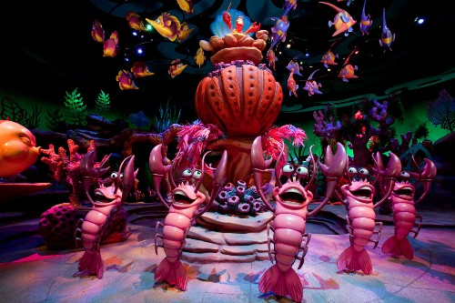 "In ""The Little Mermaid - Ariel's Undersea Adventure,"" Ariel's story unfolds in colorful scenes filled with Audio-Animatronics characters and memorable music from the hit Disney animated motion picture, The Little Mermaid."