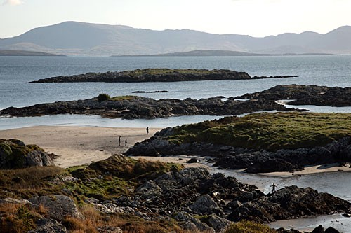 The Ring of Kerry's unspoiled beaches, mountains, and lakes draw droves of outdoor enthusiasts.