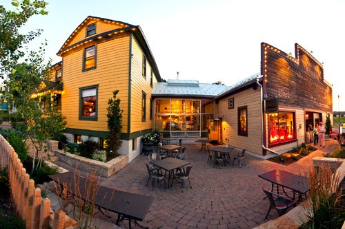 Take your pick of award-wining restaurants in Park City. Photo courtesy of High West Distillery