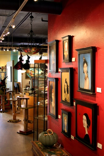 See what the 24 art galleries in Park City have on view. Photo courtesy Park City Chamber of Commerce & Visitors Bureau