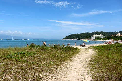 Florianopolis, Brazil is home to some of the world's best beaches.