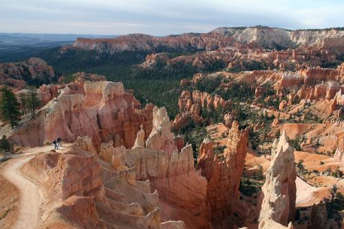 Sunrise Point and Queen's Garden in Bryce Canyon National Park