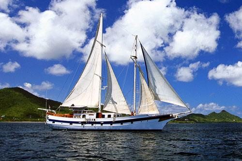 Island Windjammers' Diamant. Courtesy Island Windjammers