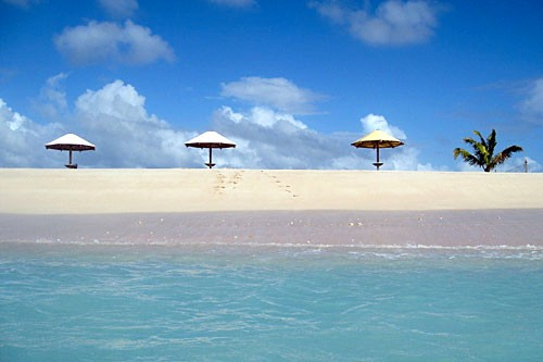 Barbuda, the Pink Pearl.