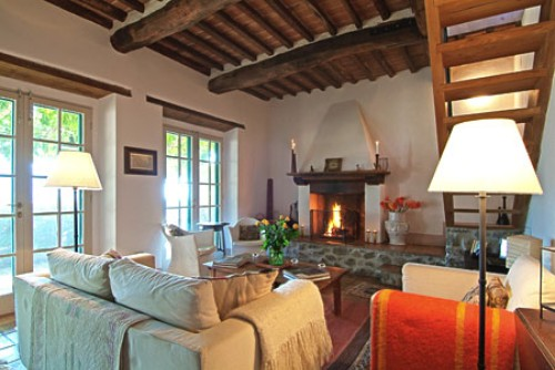 Villa rental from Home Base Abroad in Italy.