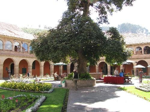 Hotel Monasterio in Cusco