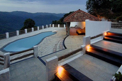 The Paradisa Plantation Retreat in the Cardamom Hills of southwestern India.