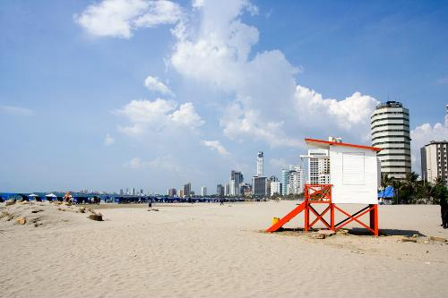 Best Beach Around Cartagena