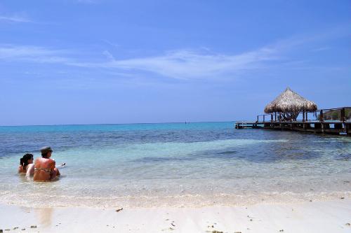 Tour Of Rosario Islands Cartagena Colombia