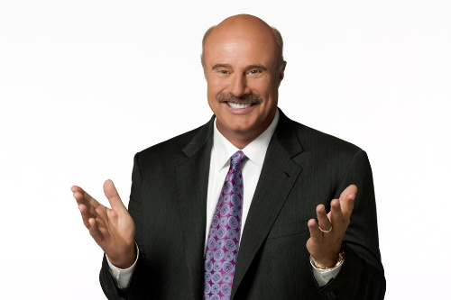"""Dr. Phil"" is filmed at Paramount Studios in Hollywood, CA."