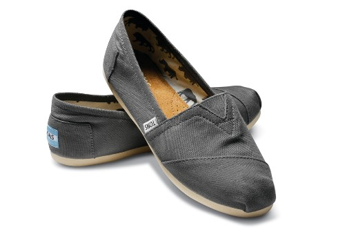 Ash canvas Original Classics by TOMS, $44.