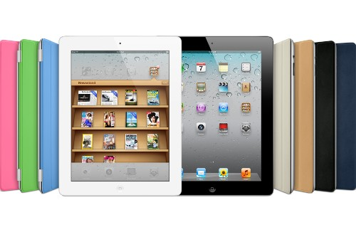The Apple iPad 2, from $499.