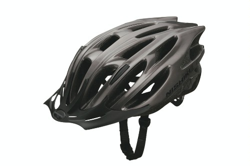 "The Nikishi Tacoma Bike Helmet 2011, $39.99. <a href=""http://www.dickssportinggoods.com/product/index.jsp?productId=11359124&cp=4406646.4413993.4418012"" target=""_blank"">www.dickssportinggoods.com</a>."