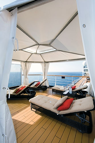 Holland America Eurodam spa