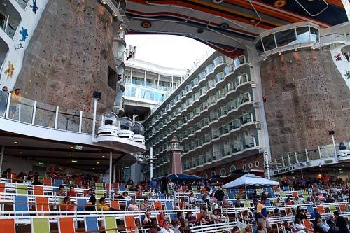 Royal Caribbean Allure Of The Seas Photo Slideshow
