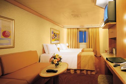 Carnival Elation Photo Slideshow - Elation cruise ship rooms
