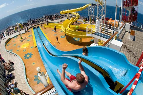 Carnival Fantasy Photo Slideshow