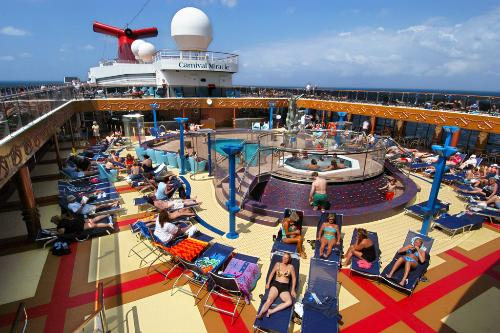 Carnival Miracle Photo Slideshow