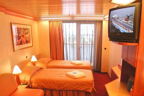 Carnival Spirit Photo Slideshow - Carnival spirit cruise ship cabins