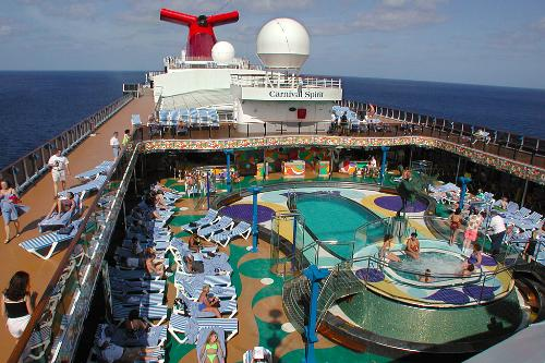 Carnival Spirit Photo Slideshow