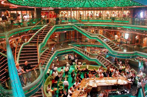 Carnival Victory Photo Slideshow