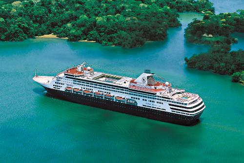 Holland America Veendam Photo Slideshow