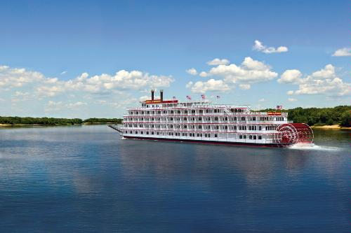 Rendering of the new Queen of Mississippi.