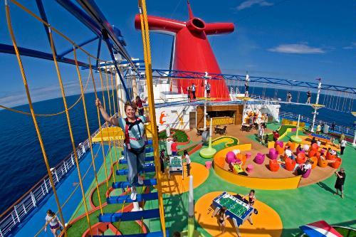 Unique Cruise Activities & Ship Features